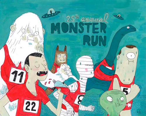 Monsterrun