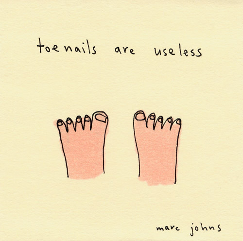 Toenails-are-useless