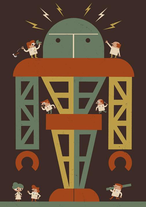 Robot&scientists