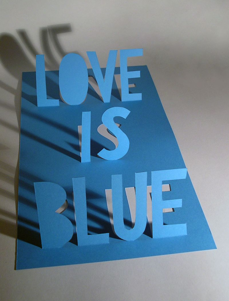 Love-is-blue