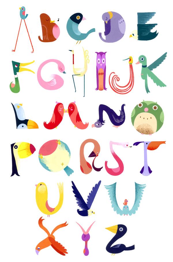 Beautiful Alphabet Letter Designs R 91266 Loadtve