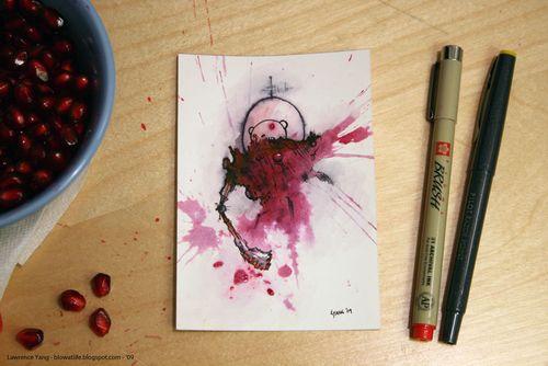 PomegranateBear