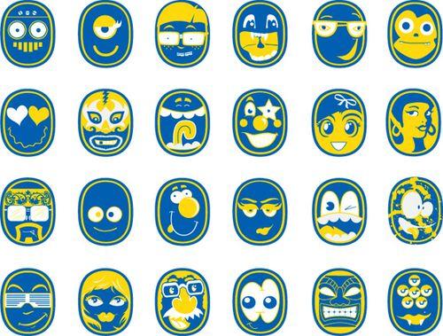 Chiquita-banana-redesign-sticker-set