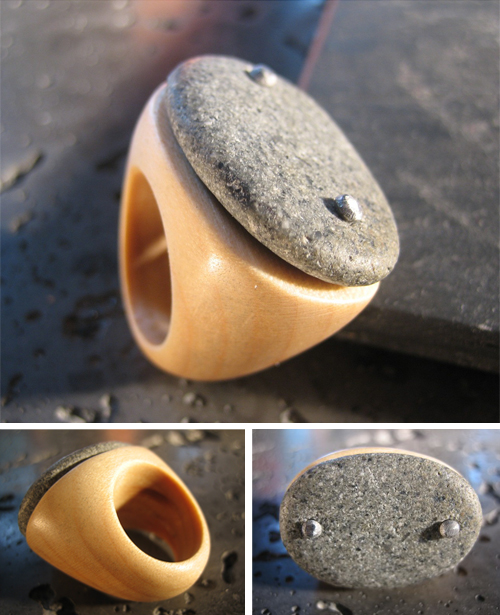 Maple-stone-ring