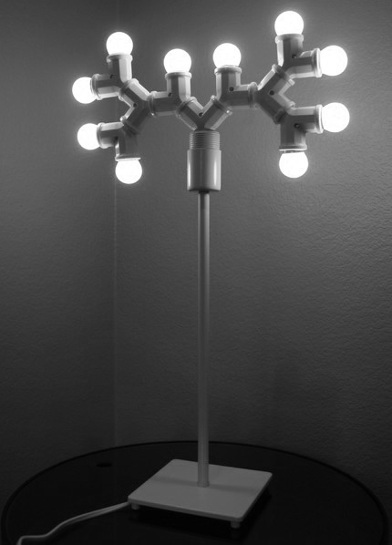 Socket-lamp