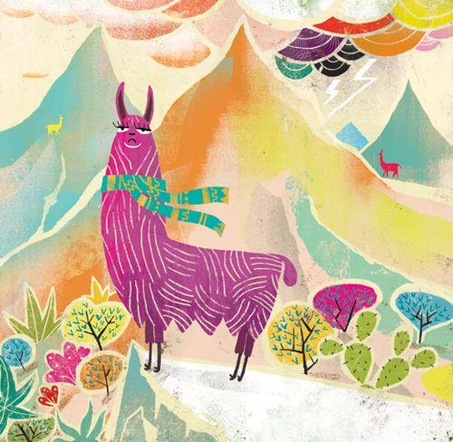 Llama-illustration-square