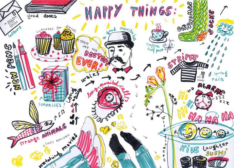 Happy things72