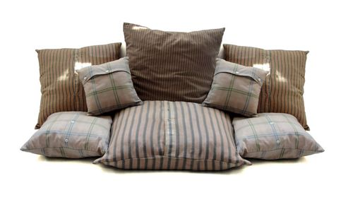 Ochre-pillows-group-400