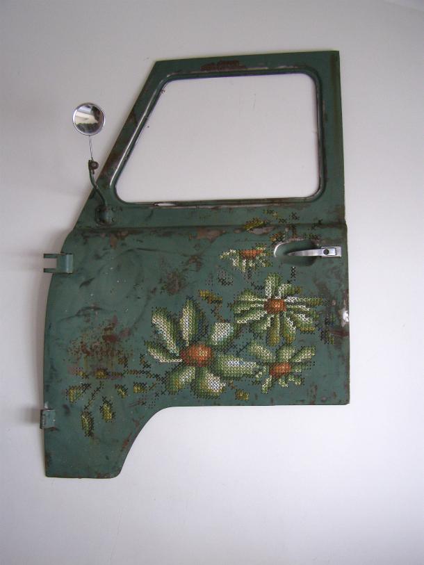 -Car door