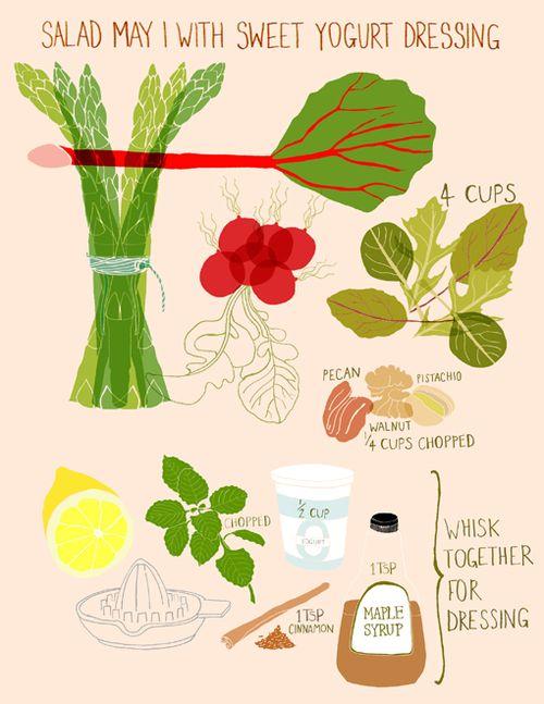 May-i-salad