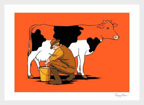 Milkingout