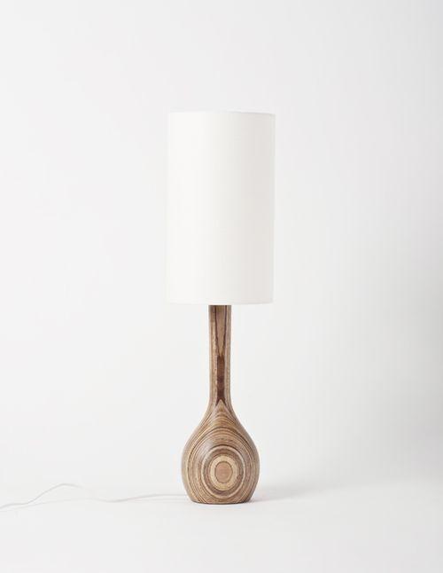 Turnedlampwhite