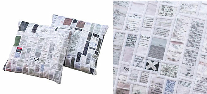 Carelabelpillow