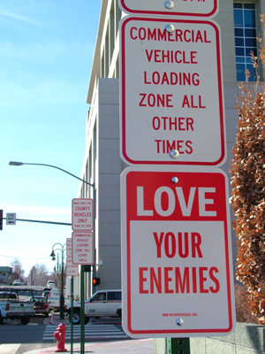 pics of love signs. Parking Love Signs