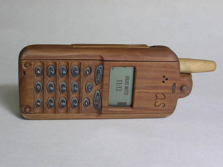 Woodenphone